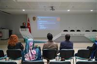 Dünya KOAH günü etkinlikleri kapsamında Aile Hekimlerine yönelik BAOB Ortak Toplantı Salonunda KOAH konulu hizmet içi eğitim düzenlendi