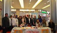 KOAH standını İl Sağlık Müdürü Dr.Özcan AKAN ziyaret etti