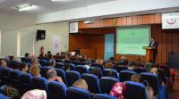 Otizm Spektrum Bozukluğu Tarama ve Takip Programı Eğitimi İl Sağlık Müdürlüğü Konferans Salonunda 21 Eylül 2017 tarihinde Sağlık Müdürümüz Dr. Özcan AKAN'ın açılış konuşmasıyla başlamıştır