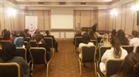 Çocuk, Ergen, Kadın ve Üreme Sağlığı Birim Tabibi  Dr.Ümmü HATİPOĞLU ÜNAL'ın yaptığı kapanış konuşması