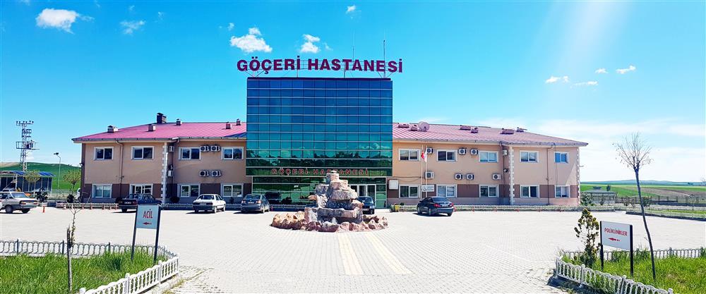 Kahta Göçeri İlçe Devlet Hastanesi