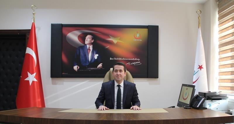 Ordu İl Sağlık Müdürü Dr. Ergün YANMAZ