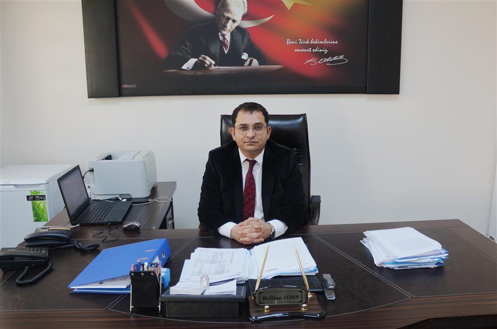 Sağlık İlaç ve Tıbbi Cihaz Hizmetleri Başkan V. Dr. İlhan AYDIN