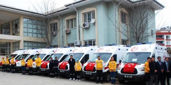 Osmaniye Acil Sağlık Hizmetleri Şubesi İl Ambulans Servisi Başhekimliği