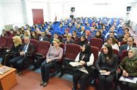 Eğitime tüm kamu ve özel hastanelerin yöneticileri, Klinik Kalite İyileştirme Komitesi üyeleri ve ilgili branş uzmanlarından oluşan toplam 120 kişi katılım sağladı
