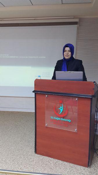 Hasta İletişim Birimlerinde Çalışan Personele Eğitim Verildi (4.Grup)