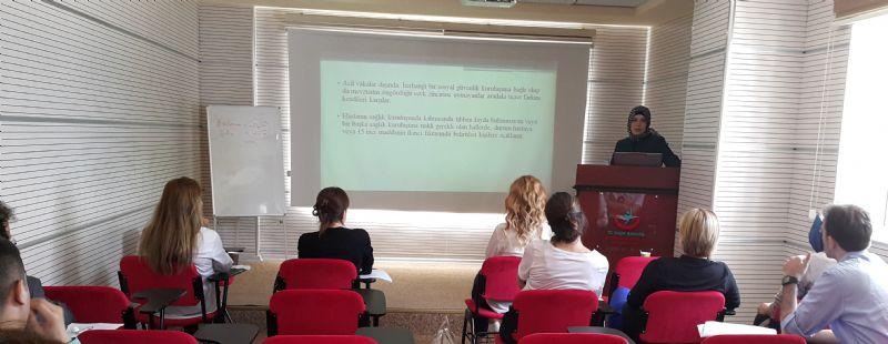 Hasta İletişim Birimlerinde Çalışan Personele Eğitim Verildi (2.Grup)