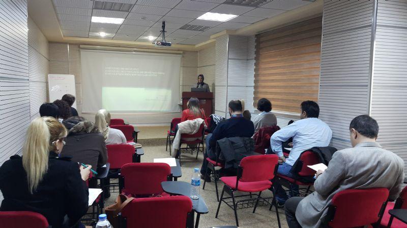 Hasta İletişim Birim Sorumluları Eğitimi (Birinci Grup)