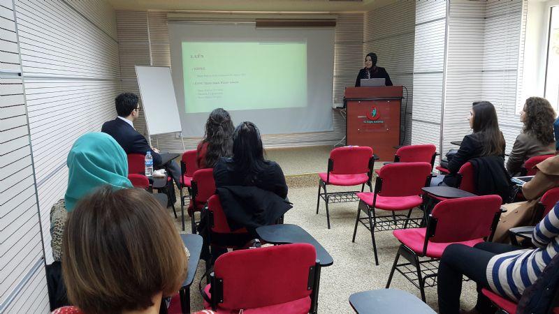 Hasta İletişim Birim Sorumluları Eğitimi ( Üçüncü Grup )