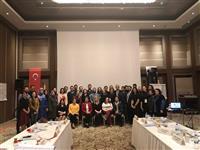 Eğitim, Müdürlüğümüz Halk Sağlığı Hizmetleri Başkanı Dr. Esma KUZHAN, Halk Sağlığı Hizmetleri Başkan Yardımcıları Fikret MUTİ ve Dr. Yunuz ARSLAN'ın katılımıyla sonlandı.
