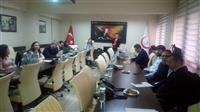 2018 yılı 1. Tüberküloz Aktif Sürveyans Komisyon Kurulu, Dr. Yasemin BAŞ başkanlığında toplandı.