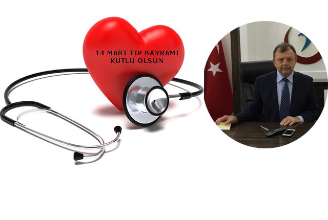Muğla İl Sağlık Müdürü Dr. İskender GENÇER'in  Tıp Bayramı Mesajı