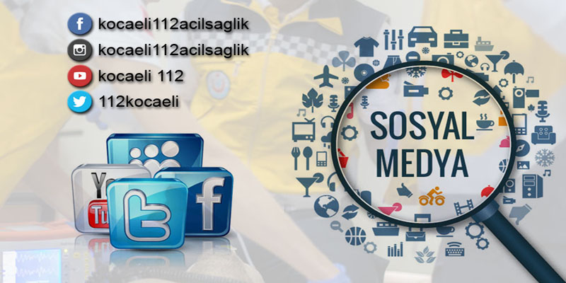 Kocaeli 112 Sosyal Medyada