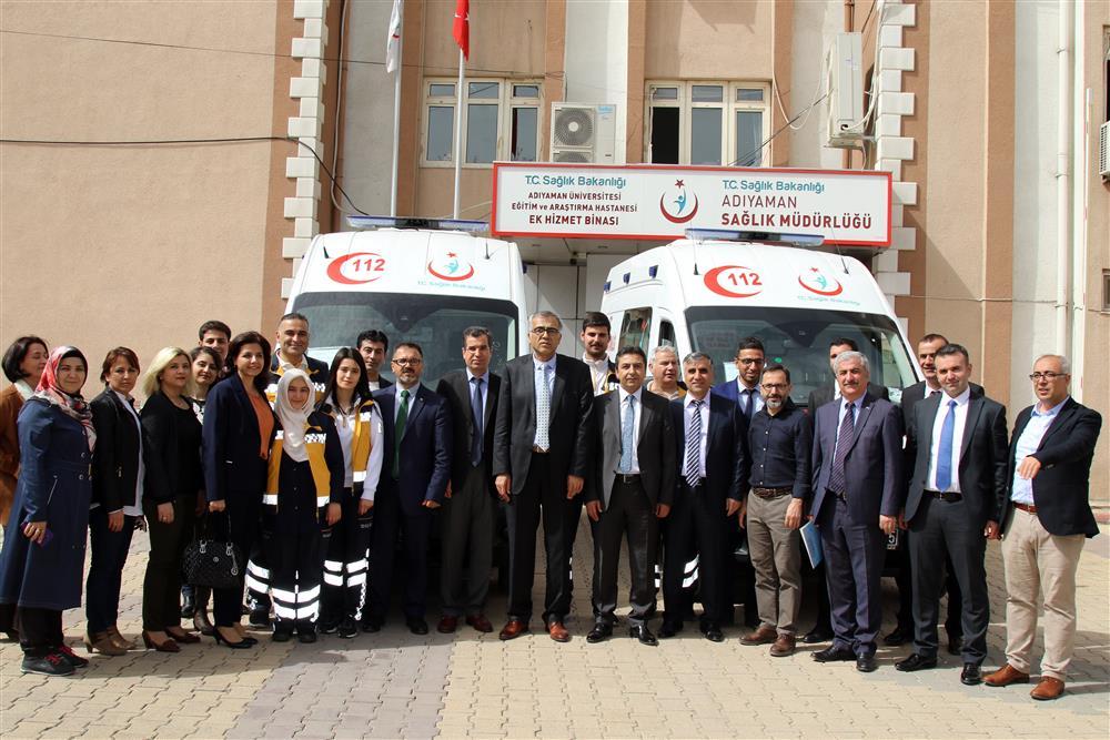 Yeni Ambulanslar Hizmete Girdi Kapak (8).JPG