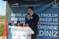 Bursa Valisi İzzettin KÜÇÜK