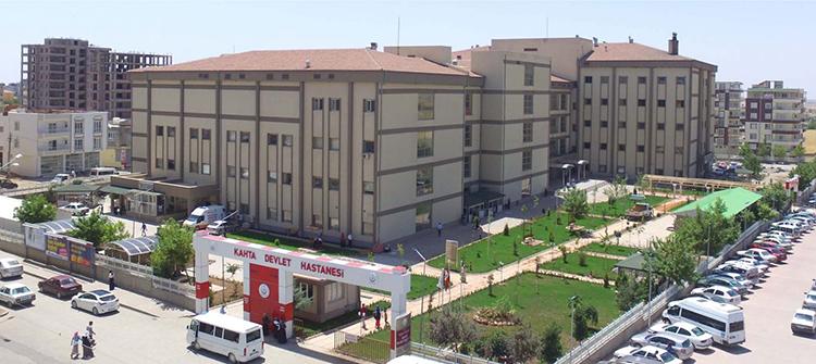 Kahta devlet hastanesi modernize ediliyor.jpg
