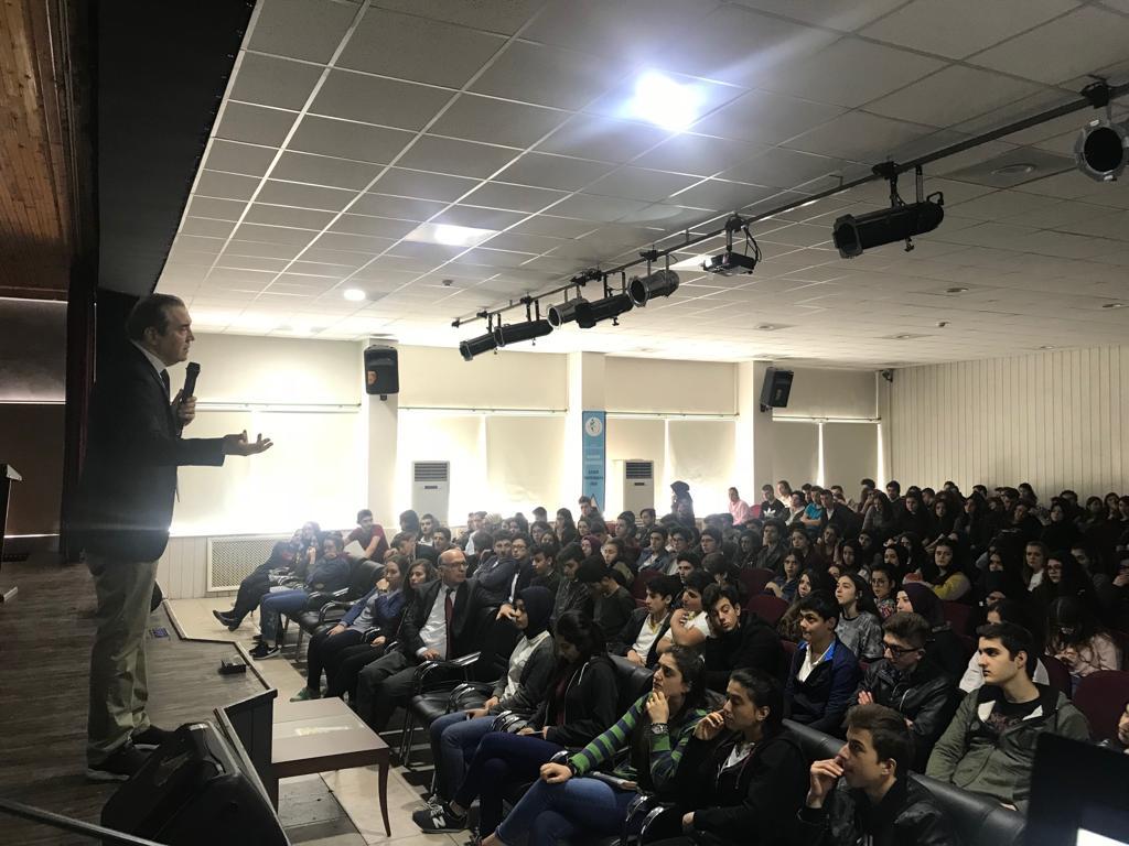 19 Mayıs Anadolu Lisesi Organ Bağış Eğitimi