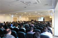 Katılımcılar tarafından ilgiyle takip edilen eğitim, interaktif olarak gerçekleştirildi.