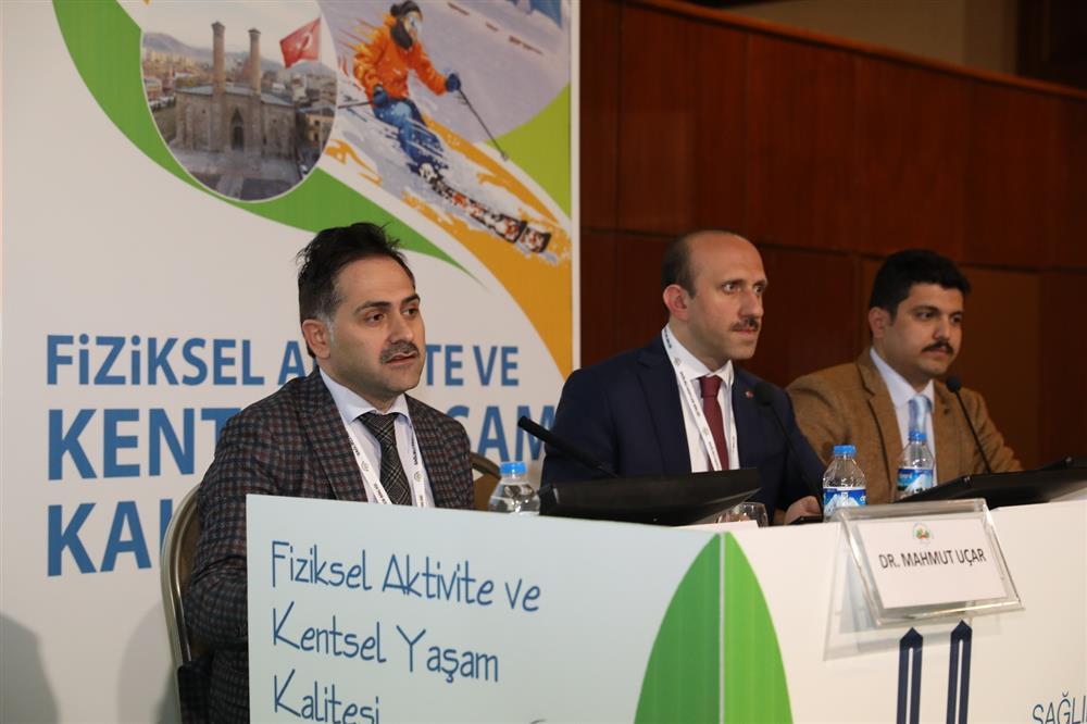 Erzurum Büyükşehir Belediyesinin Ev Sahipliği Yaptığı ''Sağlıklı Kentler Birliği'' Toplantısı Erzurum'da Gerçekleştirildi.