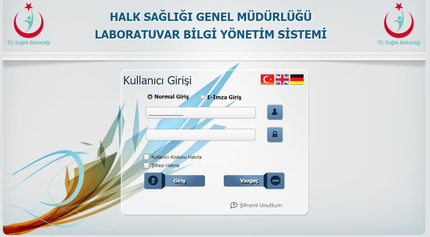 LBYS (Laboratuvar Bilgi Yönetim Sistemleri)