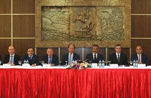 Bağımlılık İle Mücadele İl Koordinasyon Kurulu Toplantısı Vailimiz Sayın Osman Kaymak Başkanlığında Gerçekleştirildi