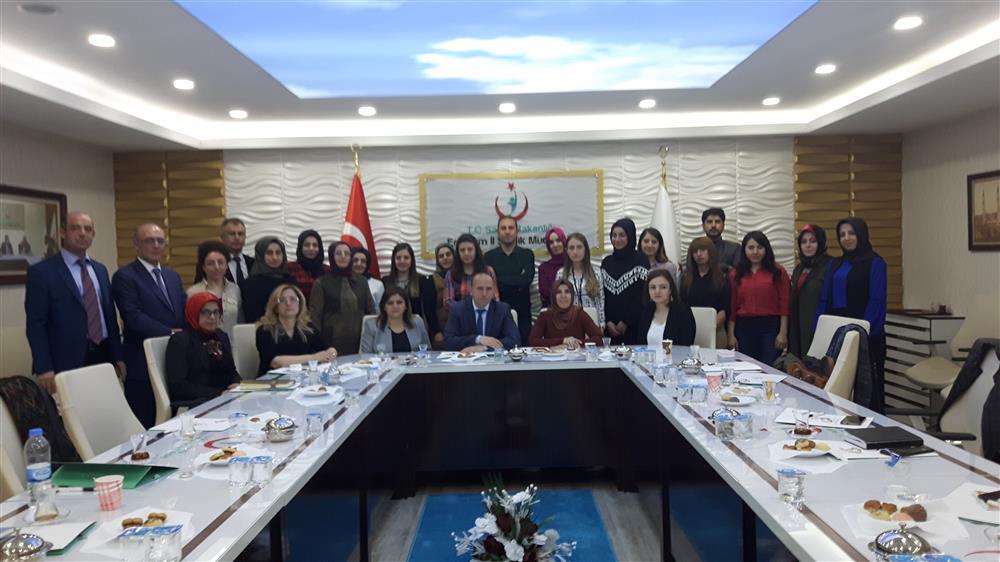Klinik Kalite Eğitim ve Değerlendirme Toplantısı