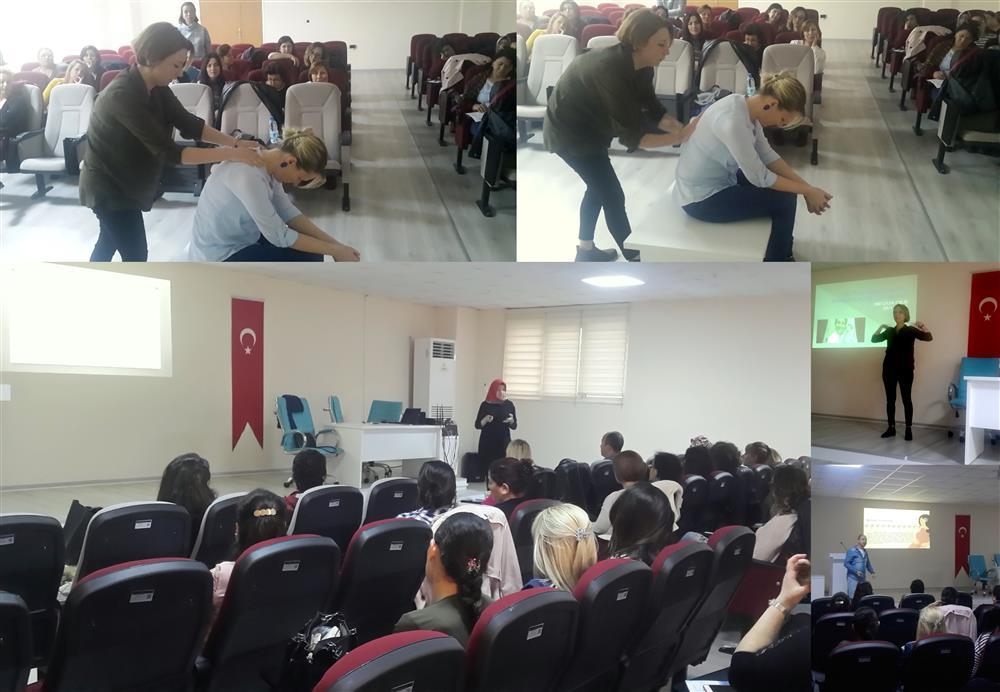 Gebe Bilgilendirme Sınıfı Eğitimi