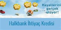Halk Bankasından Maaş Müşterilerine Özel Kredi İmkanları