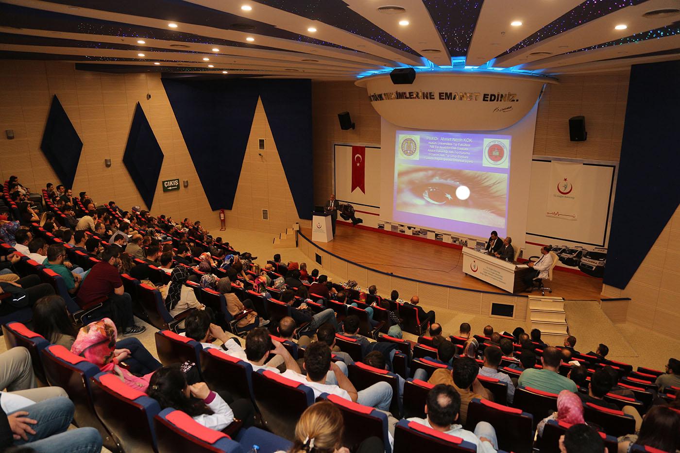 İlimizde Çalışan Hekimlere Yönelik Adli Rapor Düzenleme Toplantısı Düzenlenmiştir.