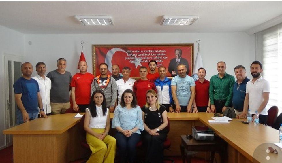 Ankara Amatör Spor Kulüpleri Federasyonu  İlk Yardım Eğitimi