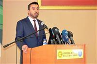 Büyükşehir Belediye Başkan Yardımcısı Önder Tanır bağımlılığın zararlarını anlattı