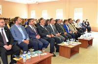 Bursa İl Sağlık Müdürlüğü ve Yeşilay, Bilişim Haftası etkinlikleri kapsamında 'Teknoloji Bağımlılığı' konferansı düzenledi
