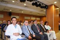 , sertifika programına Bursa İl Sağlık Müdürü Dr. Özcan AKAN, hastane yöneticileri ve personeller katıldı.