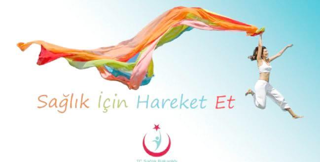 10 Mayıs Dünya Sağlık için Hareket Et Günü